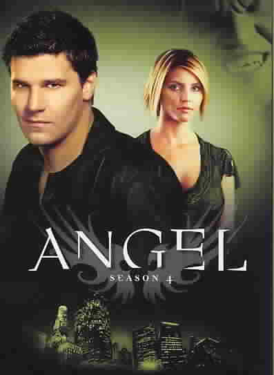ANGEL SEASON 4 BY ANGEL (DVD)
