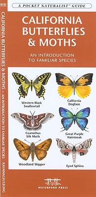 California Butterflies & Moths By Kavanagh, James/ Leung, Raymond (ILT)